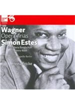 Wagner: Opera Arias (Music CD)