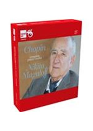 Chopin: Complete Piano Works (Music CD)