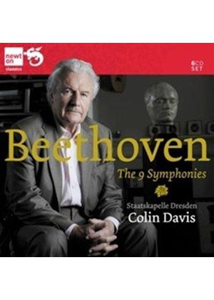 Beethoven: The 9 Symphonies (Music CD)