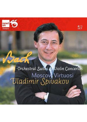 Bach: Orchestral Suites; Violin Concerti (Music CD)