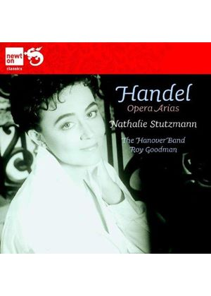 Handel: Arias (Music CD)