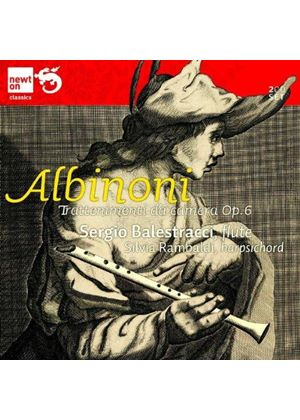 Albinoni: Trattenimenti Camera (Music CD)