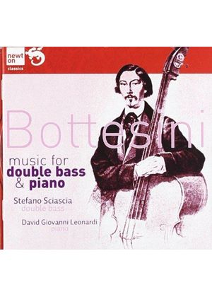 Bottesini: Music for Double Bass and Piano (Music CD)
