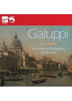 Galuppi: Trio Sonatas (Music CD)