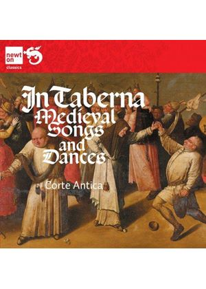 In Taberna: Medieval Songs (Music CD)