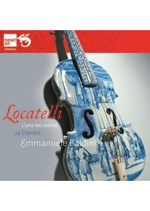 Pietro Locatelli: 24 Capricci (Music CD)