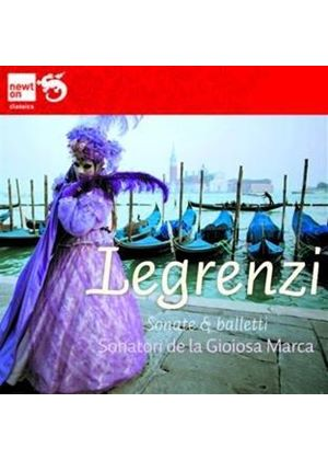 Giovanni Legrenzi: Sonate e Balletti (Music CD)