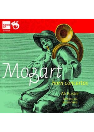 Mozart: Horn Concertos (Music CD)