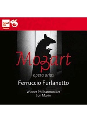 Mozart: Bass Arias (Music CD)