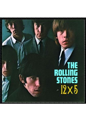 The Rolling Stones - 12 X 5 (Music CD)