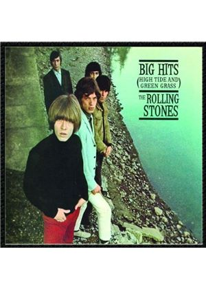 The Rolling Stones - Big Hits (High Tides Green Grass) (Music CD)