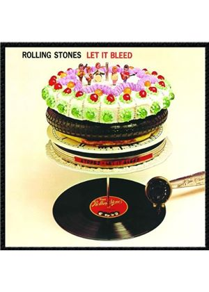 The Rolling Stones - Let It Bleed (Music CD)
