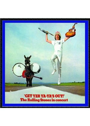 The Rolling Stones - Get Yer Ya Yas Out (Music CD)