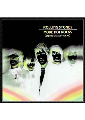 The Rolling Stones - Hot Rocks Vol. 2. More Hot Rocks (Music CD)