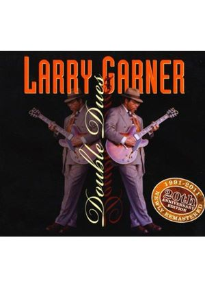 Larry Garner - Double Dues (Music CD)