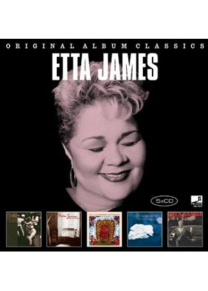 Etta James - Original Album Classics (Music CD)