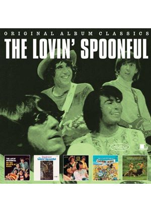 Lovin' Spoonful (The) - Original Album Classics (Music CD)