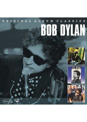 Bob Dylan - Original Album Classics (Music CD)