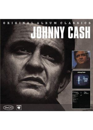 Johnny Cash - Original Album Classics (Music CD)