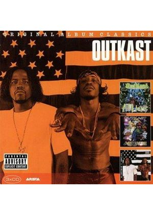 OutKast - Original Album Classics (Music CD)