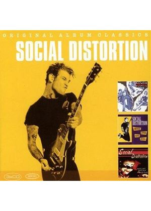 Social Distortion - Original Album Classics (Music CD)