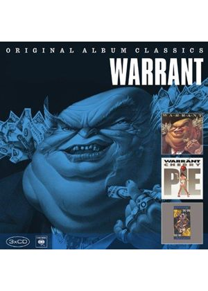 Warrant - Original Album Classics (Music CD)