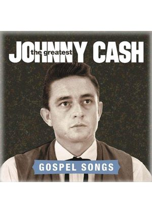 Johnny Cash - Greatest (Gospel Songs) (Music CD)