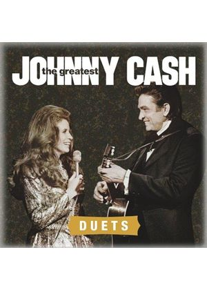 Johnny Cash - Greatest (Duets) (Music CD)