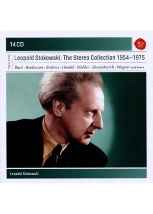 Leopod Stokowski: The Stereo Collection, Vol. 1 (Music CD)