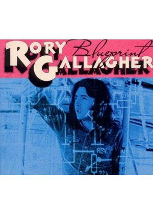 Rory Gallagher - Blueprint (Music CD)