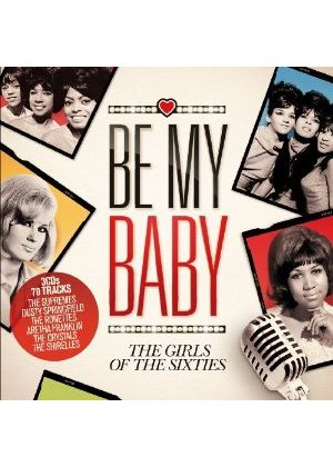 Various Artists - Be My Baby (Music CD)