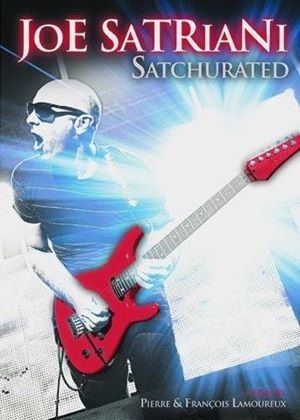 Joe Satriani - Satchurated (Live in Montreal +2DVD)
