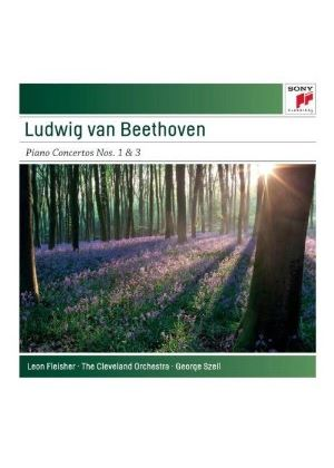 Beethoven: Piano Concerto Nos. 1 & 3 (Music CD)