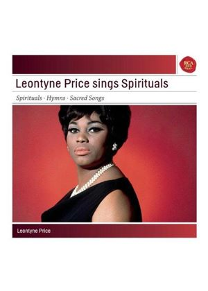 Leontyne Price Sings Spirituals (Music CD)