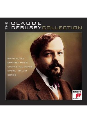 Claude Debussy Collection (Music CD)
