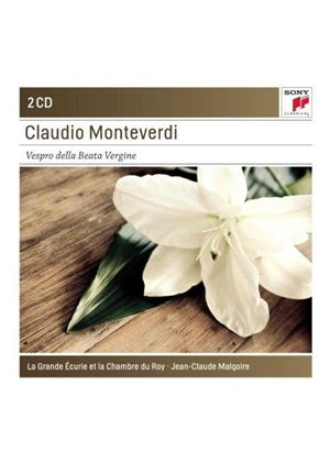 Monteverdi: Vespro della Beata Virgine (Music CD)