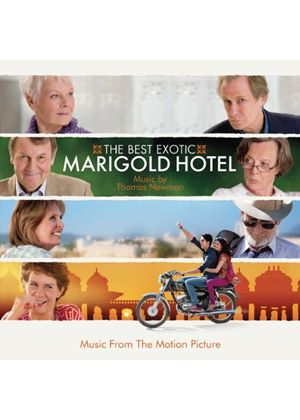 Original Soundtrack - The Best Exotic Marigold Hotel (Thomas Newman) (Music CD)