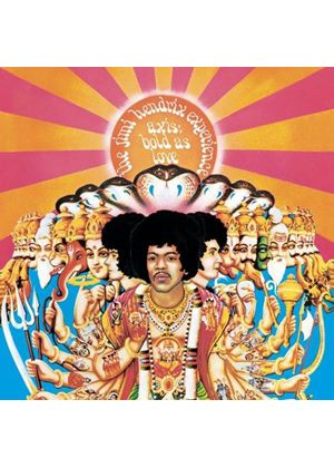 Jimi Hendrix - Axis: Bold As Love (Music CD)