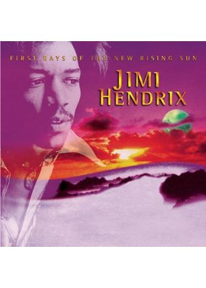 Jimi Hendrix - First Rays Of The New Rising Sun (Music CD)