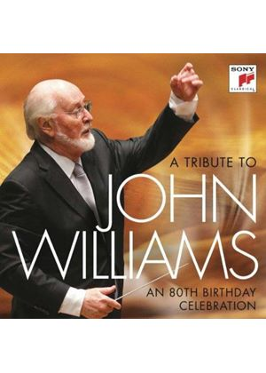 Various Artists - Tribute to John Williams (An 80th Birthday Celebration) (Music CD)