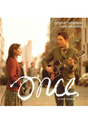 Soundtrack - Once (A New Musical [Original Broadway Cast Recording]) (Music CD)