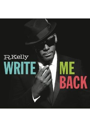 R. Kelly - Write Me Back (Music CD)