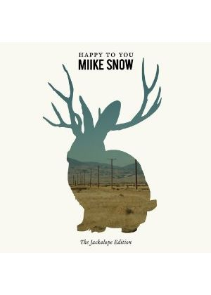 Miike Snow - Happy To You (Deluxe Edition) (Music CD)