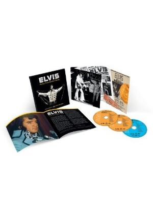 Elvis Presley - As Recorded at Madison Square Garden (As Recorded at Madison Square Garden/Live Recording/+DVD)