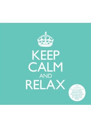 Various Artists - Keep Calm and Relax (Music CD)