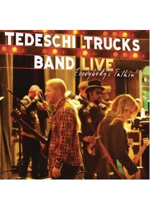 Tedeschi Trucks Band - Live (Everybody's Talkin'/Live Recording) (Music CD)
