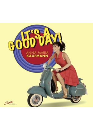 Anna Maria Kaufmann - It's a Good Day (Music CD)