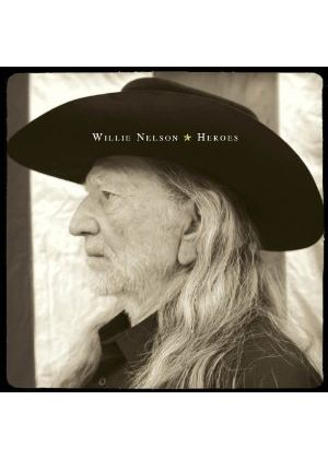 Willie Nelson - Heroes (Music CD)