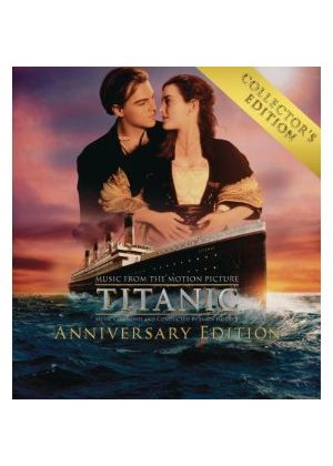 Soundtrack - Titanic [Original Motion Picture Soundtrack] (Original Soundtrack/Film Score) Deluxe Edition (Music CD)