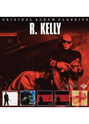R. Kelly - Original Album Classics (Music CD)